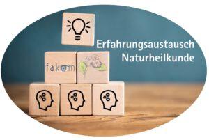 """2021 monatliche Expertenrunde """"Erfahrungsaustausch Naturheilkunde"""" @ Online"""
